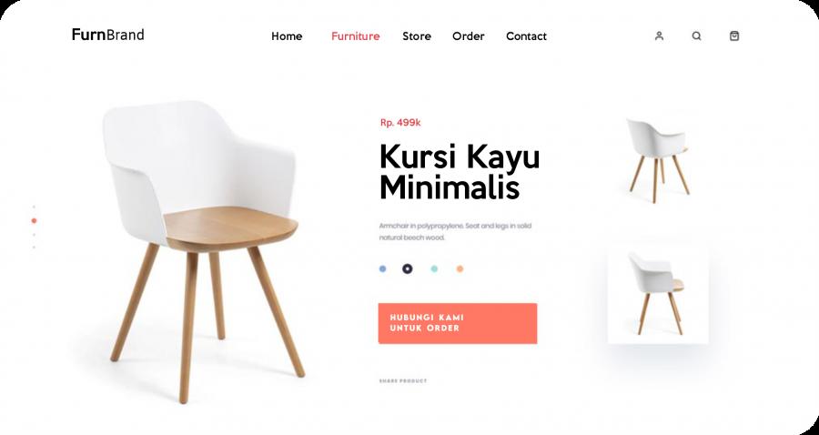 jasa desain website murah